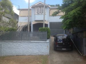 east brisbane front house