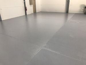 epoxy garage floor
