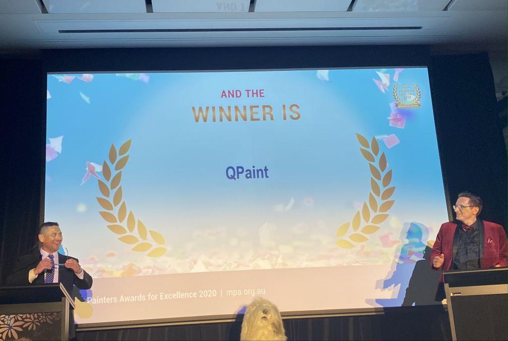 2020 Award-Winning Queensland Painter