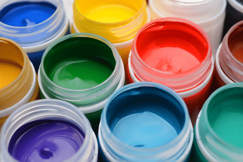 Paint vs Wallpaper